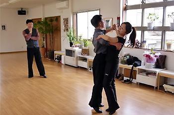 社交ダンス プライベートレッスン ペア