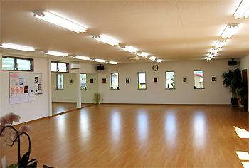 タカハシダンススタジオ ホール